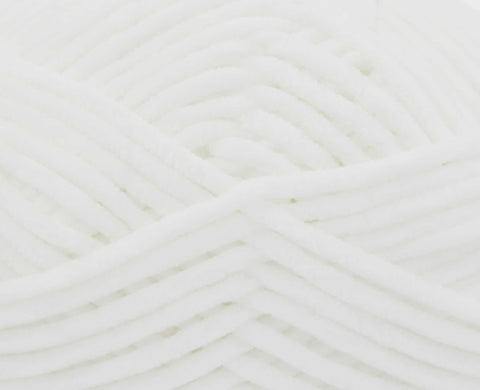 Yummy Yarn Shade 2209 - White | King Cole