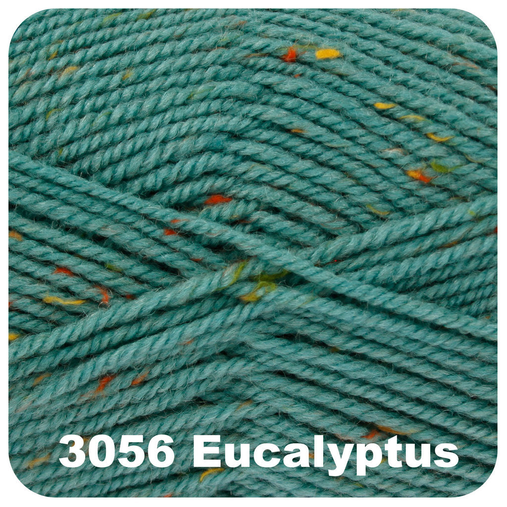 Fashion Aran yarn Shade: Eucalyptus King Cole