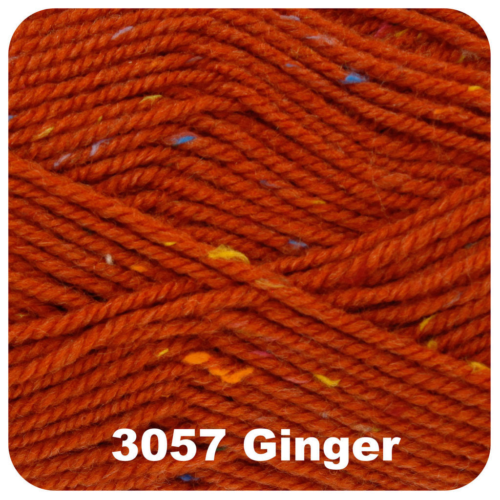 Fashion Aran yarn Shade: Ginger King Cole