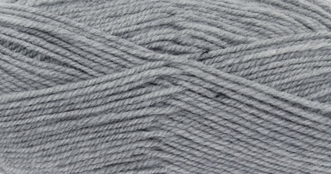 Fashion Aran yarn Shade 3209 Silver King cole