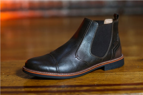 Daly Boot Dark Brown