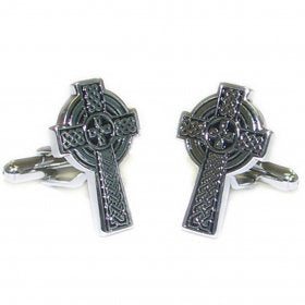 Cuff Links Celtic Cross