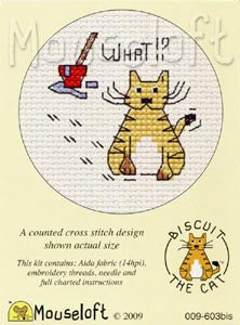 Cross Stitch Complete Kits  - 11 different designs