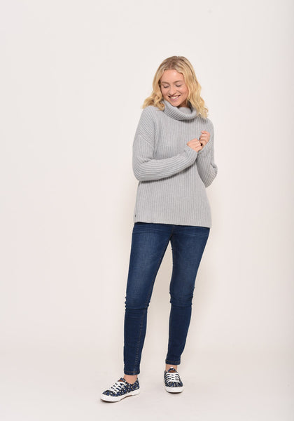 Roll Neck Jumper | Brakeburn