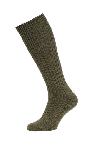 HJ Commando - Half Hose Wool Rich Sock
