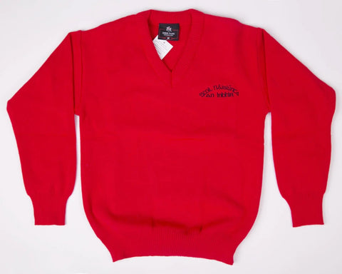 Inver National School Jumper (S.N. An Inbhir)