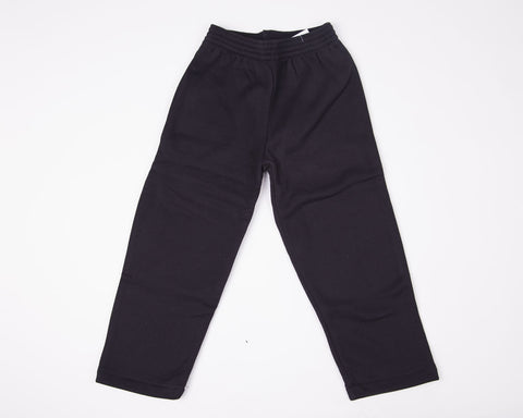 Fleece Jog Bottom | Navy