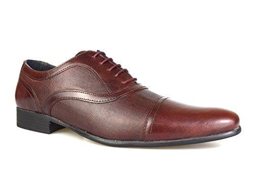 Bordo Mans Shoe - Red Tape Potton 2