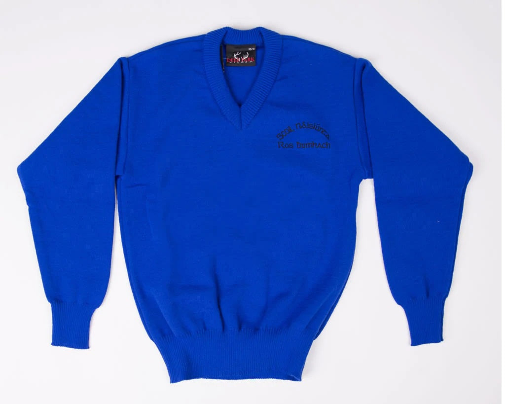 Rosport  National School Jumper (S.N. Ros Dumnach)