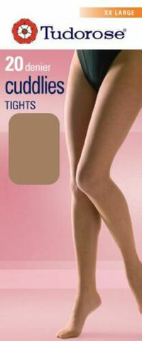 Tudorose Tights Cuddles Size XX Large