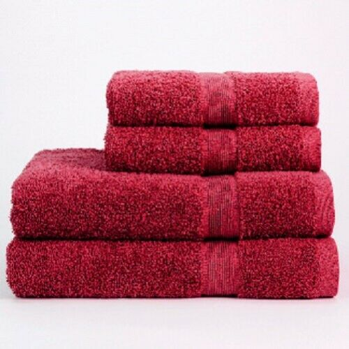 Victoria London Luxery Combed Bath Towel