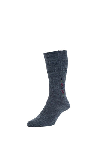 HJ Soft Top Wool Rich Sock