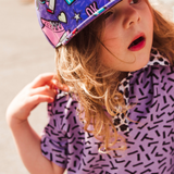 GIRLZ SNEAKERS CAP