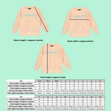 Chalet Sweat |Peach| Kidz