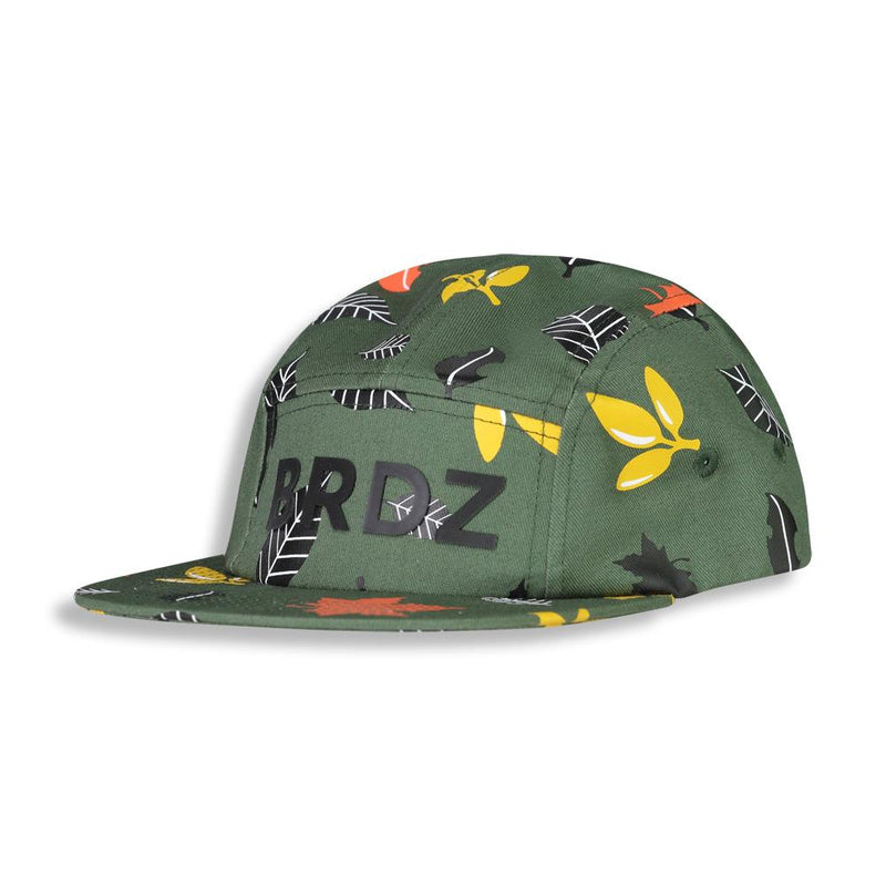 Shop online for this beautiful green BRDZ leaves cap, headwear made for Boyz, from BIRDZ. Get free shipping on all orders over $75 CA & over $100 US. Get 10% off your first order. Shop online.