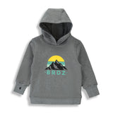 Shop online for this beautiful dark grey Mountain hoodie, a top made for Boyz, from BIRDZ. Free shipping on orders over 75$ CA/US. Get 10% off your first order. Order online !