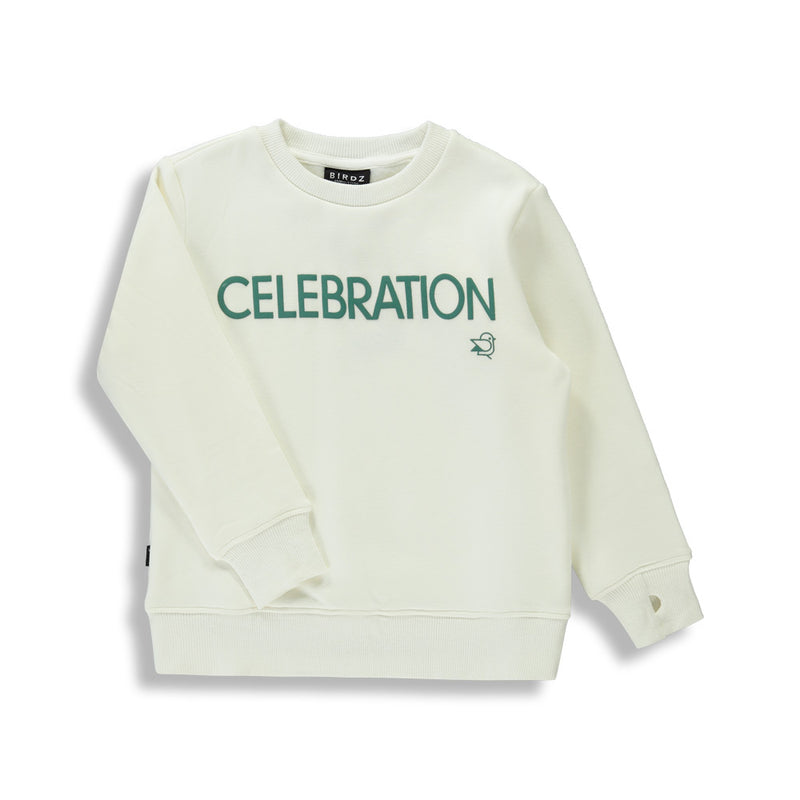 Shop online for this beautiful Ivory Holiday Celebration Sweat, a unisex model made by BIRDZ. Get free shipping on all orders over $75 CA & over $100 US. Get 10% off your first order. Shop online.