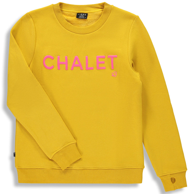 Shop online for this beautiful pink Chalet sweat, a top made for girls, from BIRDZ. Free shipping on orders over 75$ CA/US. Get 10% off your first order. Order online !