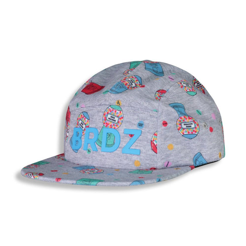 Shop online for this beautiful marl gray Gum Machine Cap, made for Boyz, by BIRDZ. Get free shipping on all orders over $75 CA & over $100 US. Get 10% off your first order. Shop online.