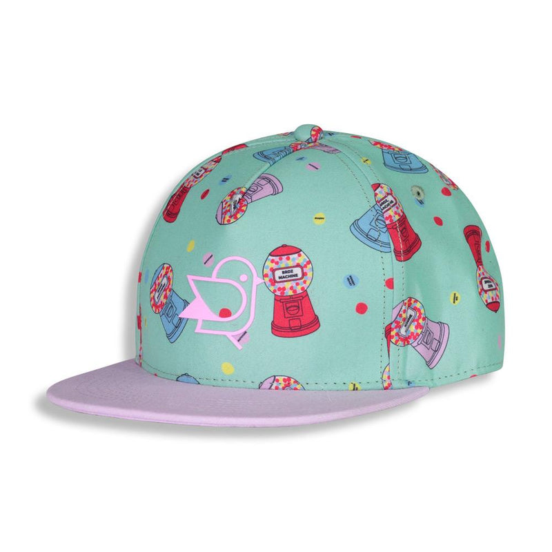 Shop online for this beautiful Gum Machine Cap, made for girlz, by BIRDZ. Get free shipping on all orders over $75 CA & over $100 US. Get 10% off your first order. Shop online.