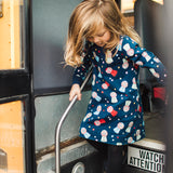 Shop online for this beautiful blue BRDZ Machine dress for girls from BIRDZ. Free shipping on orders over 75$ CA & over $100 US. Get 10% off your first order. Order online !