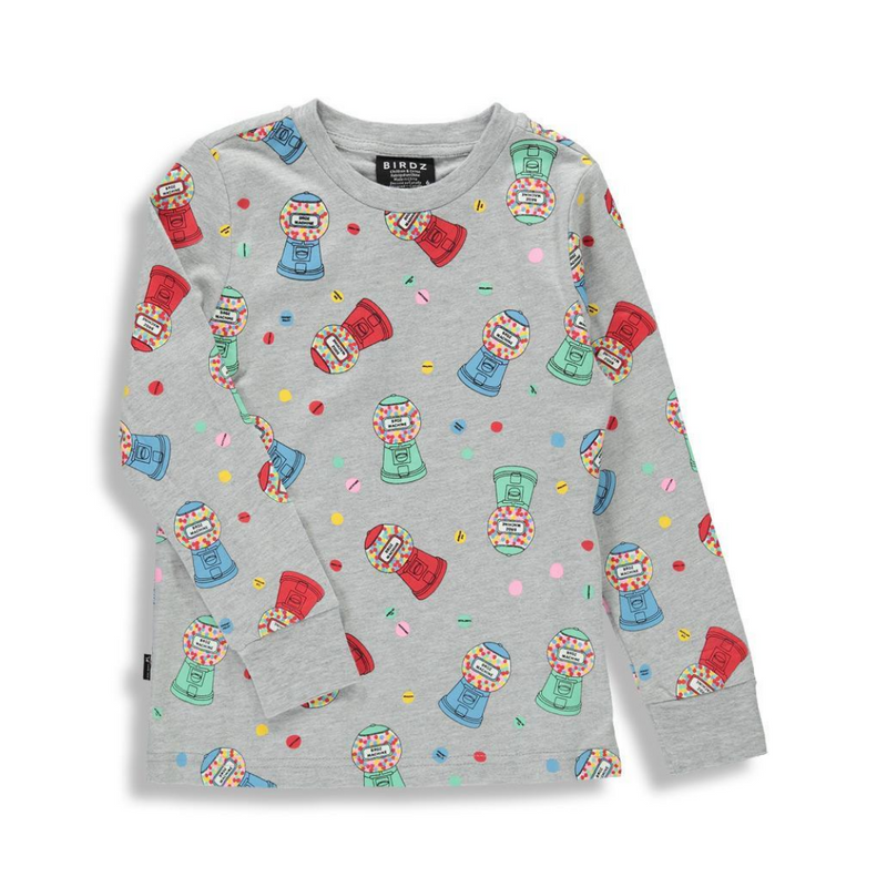 Shop online for this beautiful Birdz Machine long sleeve tee for Boys. Beautiful top from BIRDZ. Free shipping on orders over 75$ CA & over $100 US. Get 10% off your first order. Order online !