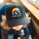 Shop online for this beautiful black mountain cap, made for Boyz, by BIRDZ.  Get free shipping on all orders over $75 CA & over $100 US. Get 10% off your first order. Shop online.