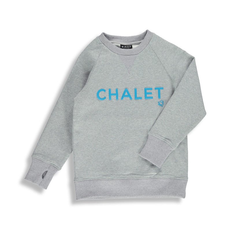 Shop online for this beautiful Grey Chalet Sweat, a top for man, made by BIRDZ. Free shipping on orders over 75$ CA & over $100 US. Get 10% off your first order. Order online !