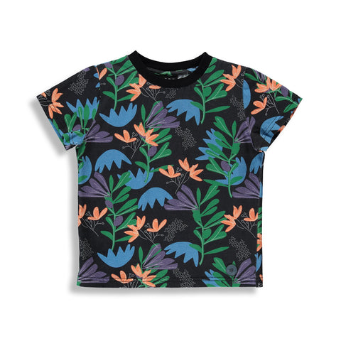 BLACK ORCHIDS TEE