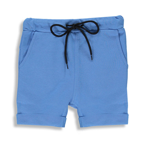 LONG SHORTS | AZUR BLUE |