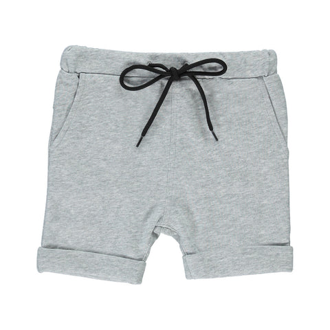 LONG SHORTS | LIGHT GREY |