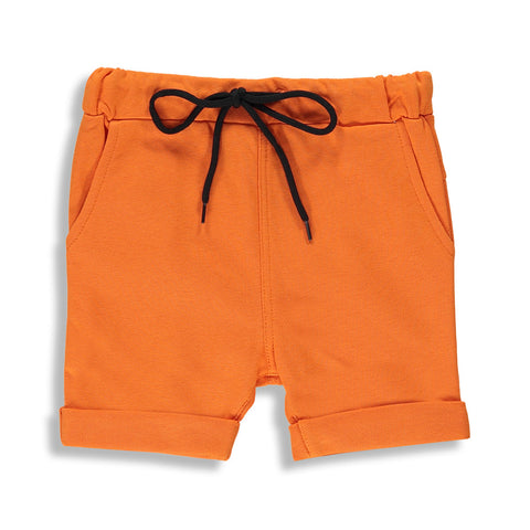 LONG SHORTS | ORANGE |