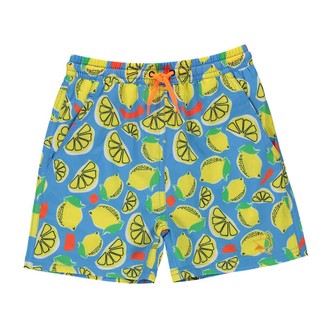 SWIM SHORTS | LEMONADE |
