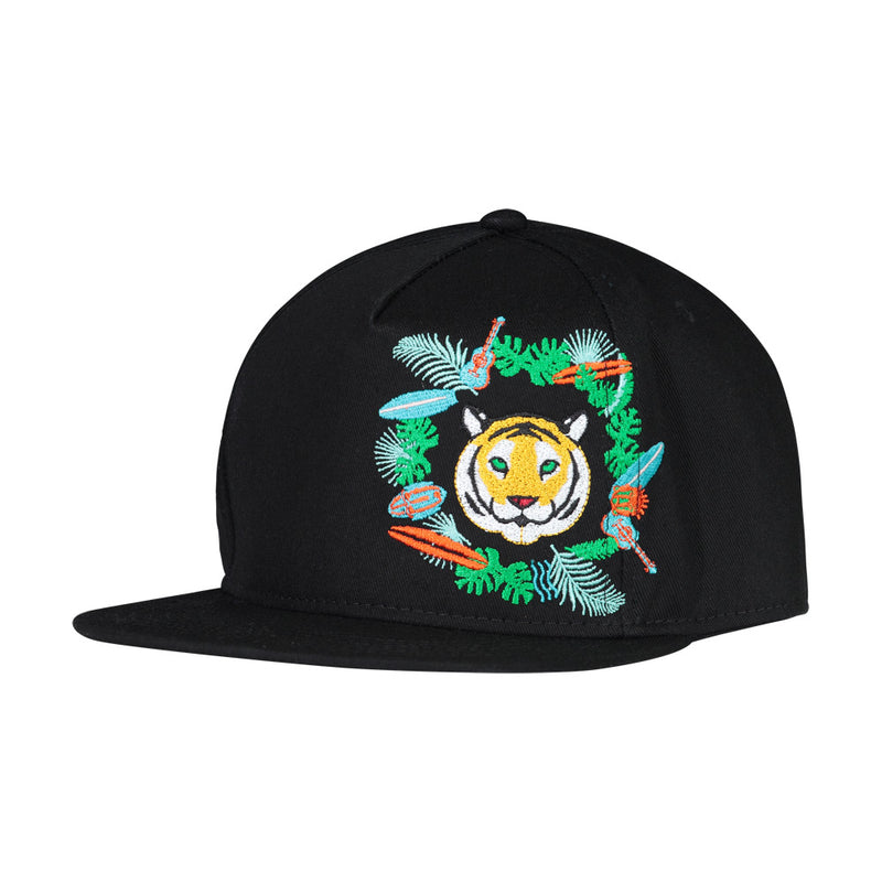 TIGER CAP |BLACK|