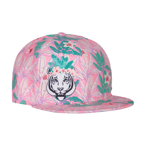 TIGER CAP | FLAMINGO PINK |