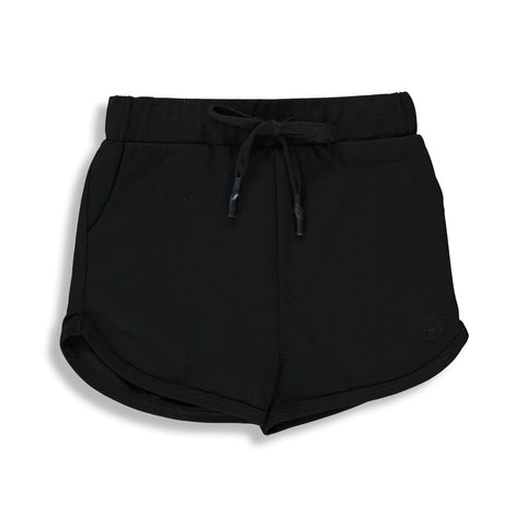 RETRO SHORTS |  BLACK |