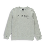 Gray CHEERS Sweat |Men|