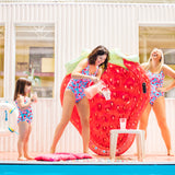 STRAWBERRY SWIMSUIT - WOMAN