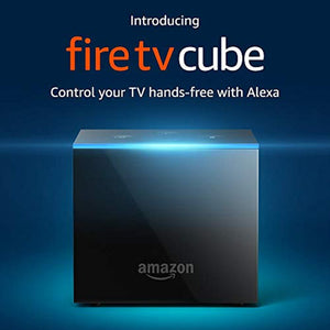 Amazon Fire TV Cube Margmiðlunarspilari