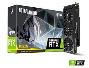 ZOTAC GAMING GeForce RTX 2080 AMP skjákort