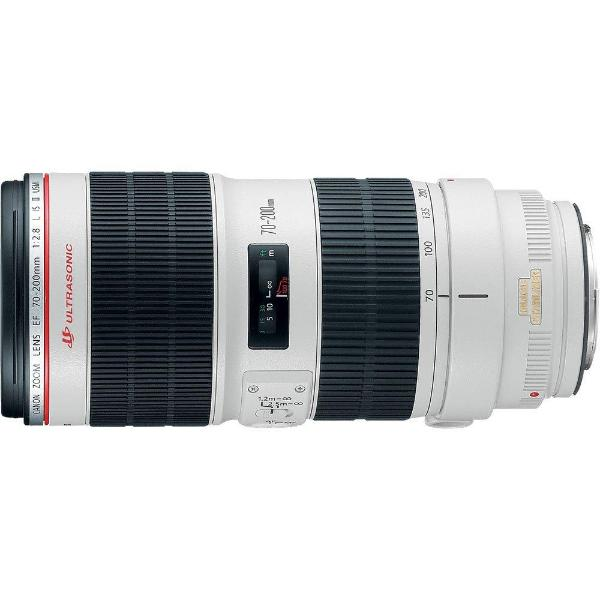 Canon EF 70-200mm f/2.8L IS II USM Telephoto Zoom Linsa | JG Synir