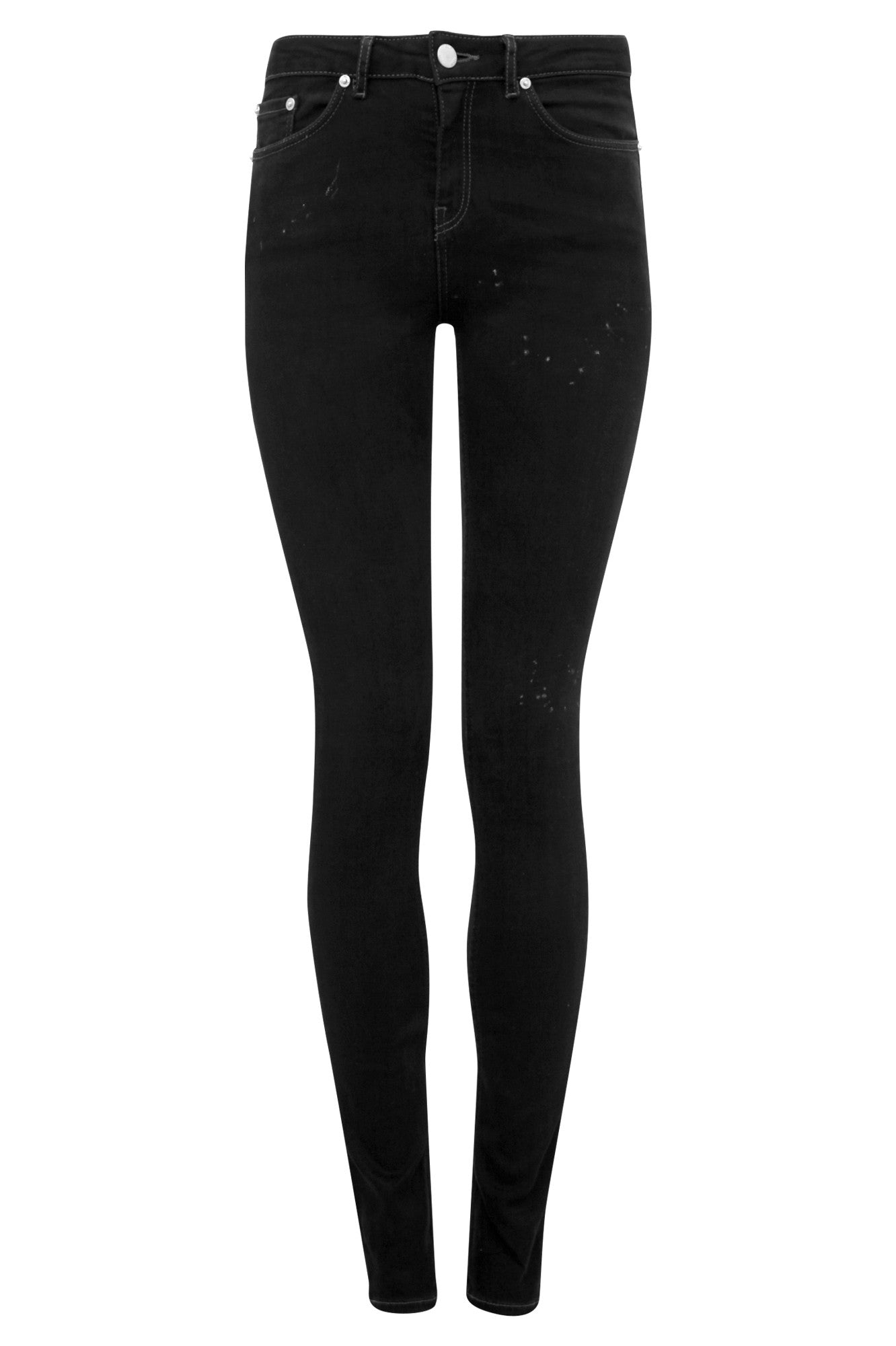 Womens Jeans 22 Tilden Black