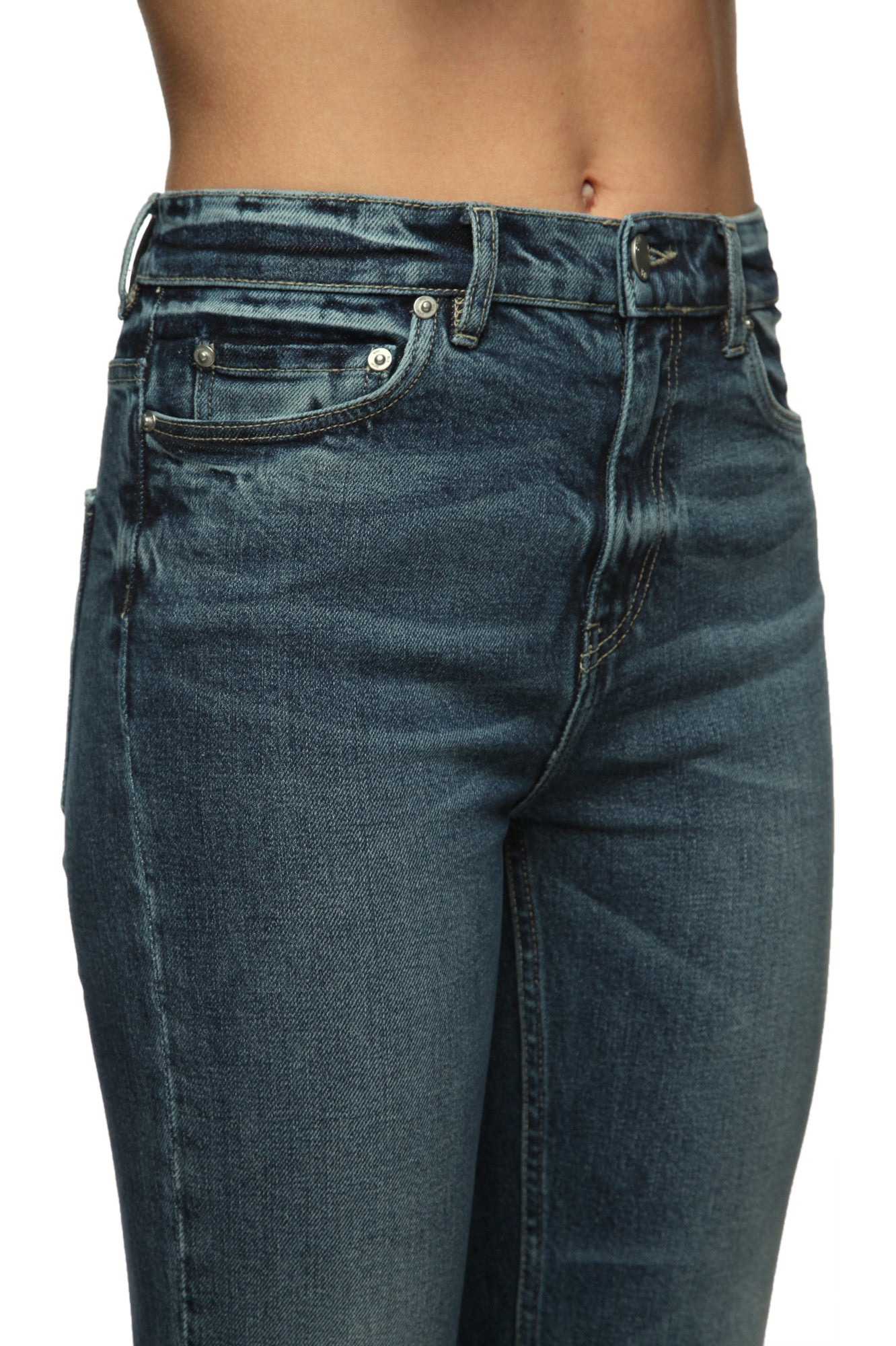 Womens Jeans 78 Butler Blue