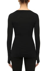 Womens Sweater 28 Black