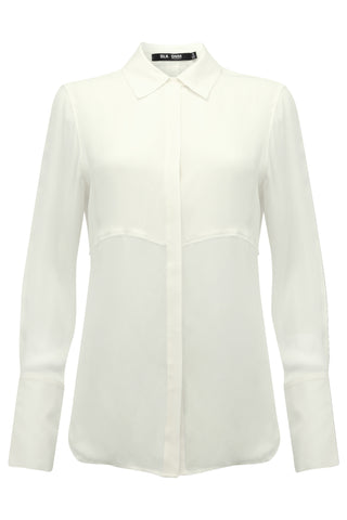 Womens Shirt 18 Ash White