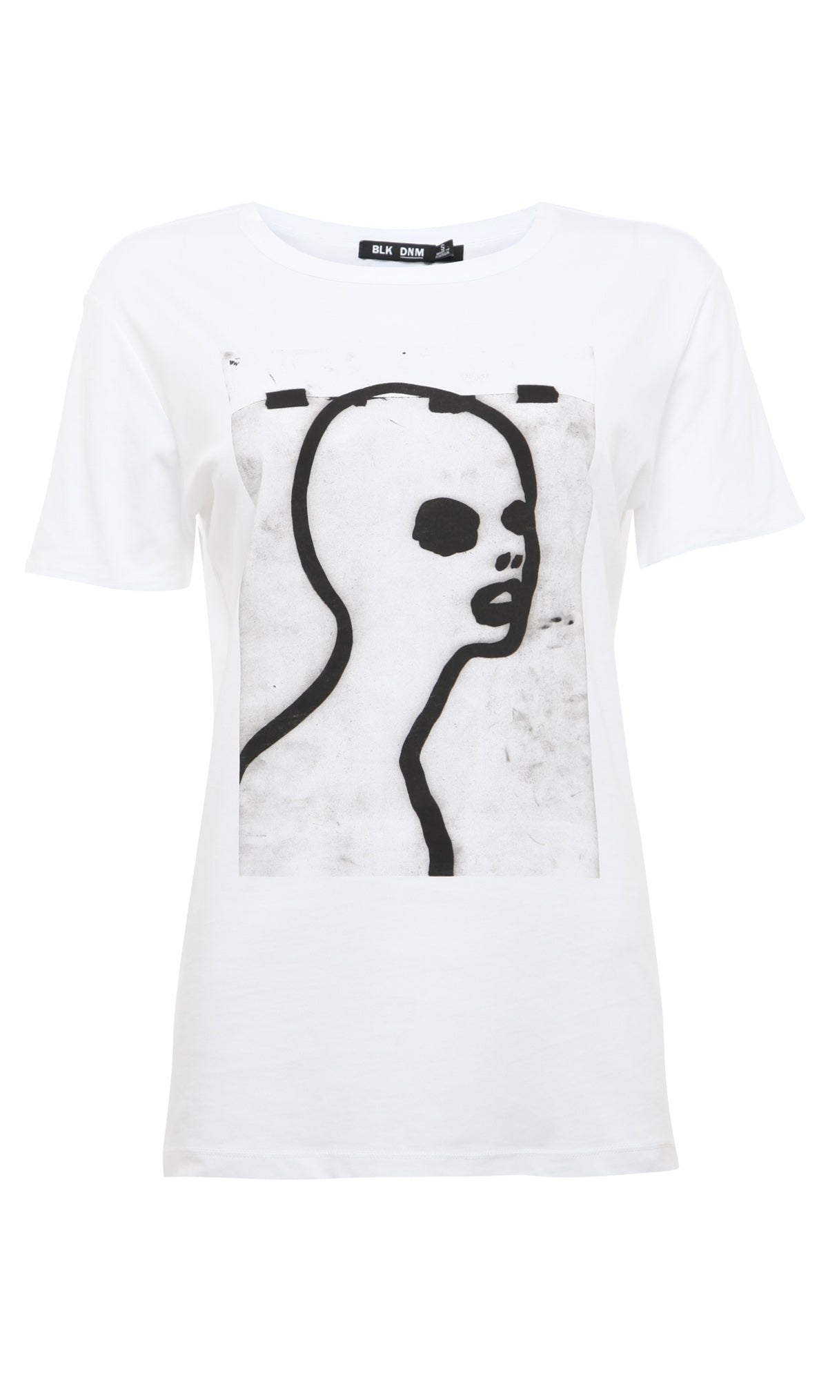 Womens T-Shirt 124 White