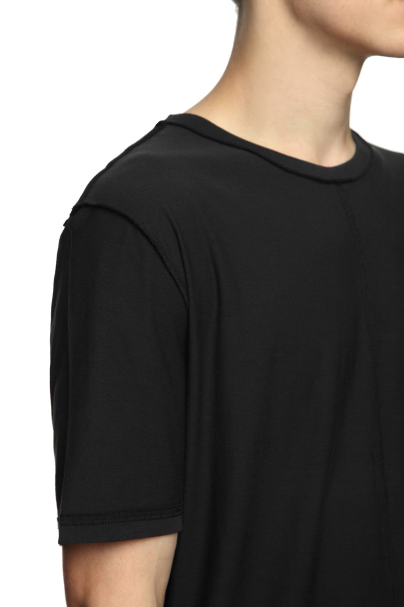 Mens T-Shirt 80 Black