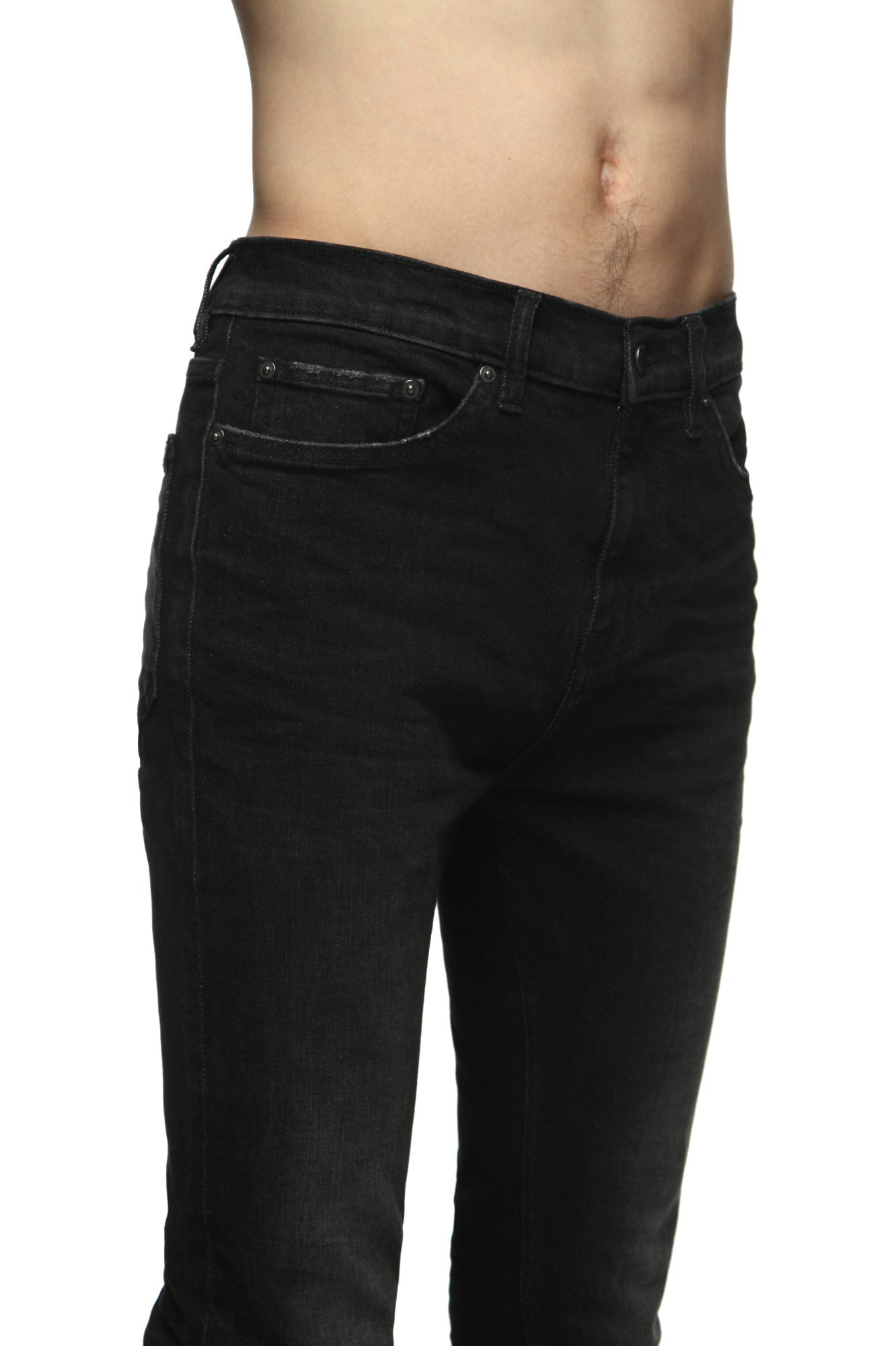 Mens Jeans 38 Hendrix Black