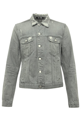 Mens Jean Jacket 33 Cooper Grey