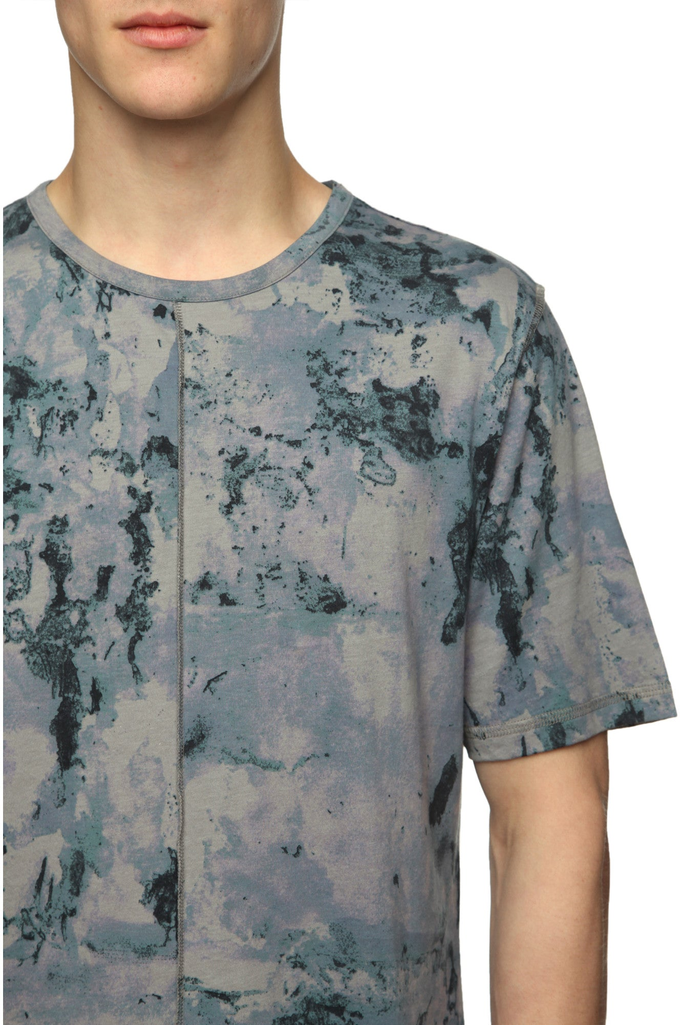 Mens T-Shirt 80 Kyanite